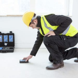 Concrete Moisture Meter & Testing Equipment