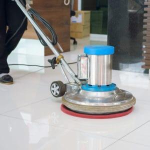 Cleaning & Polishing Machine