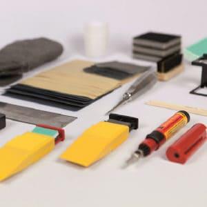 Repair Kits Materials