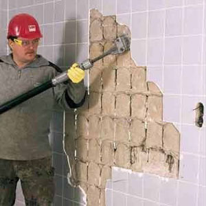 Tiles Remove Machine